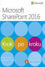 Okładka książki Microsoft SharePoint 2016 Krok po kroku