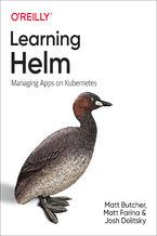 Okładka książki Learning Helm