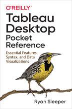 Okładka książki Tableau Desktop Pocket Reference