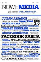 NOWE MEDIA pod redakcją Eryka Mistewicza Kwartalnik 3/2013