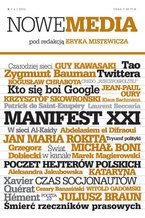 NOWE MEDIA pod redakcją Eryka Mistewicza Kwartalnik 4/2013