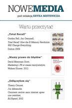 NOWE MEDIA pod redakcją Eryka Mistewicza: Warto przeczytać