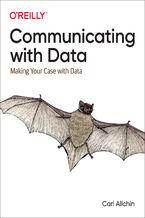 Okładka książki Communicating with Data