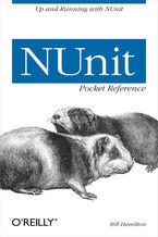 Okładka książki NUnit Pocket Reference