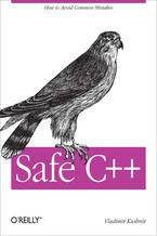 Okładka książki Safe C++. How to avoid common mistakes