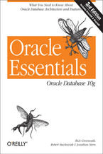 Okładka książki Oracle Essentials. Oracle Database 10g. 3rd Edition