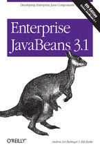 Okładka książki Enterprise JavaBeans 3.1. Developing Enterprise Java Components. 6th Edition