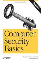 Okładka książki Computer Security Basics. 2nd Edition