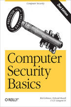 Okładka książki Computer Security Basics. 2nd Edition
