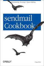 Okładka książki sendmail Cookbook. Administering, Securing & Spam-Fighting