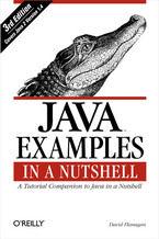 Okładka książki Java Examples in a Nutshell. 3rd Edition