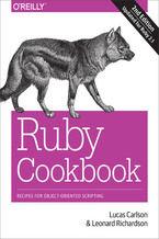 Okładka książki Ruby Cookbook. 2nd Edition