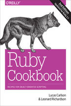 Okładka książki Ruby Cookbook. 2nd Edition