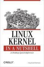 Okładka książki Linux Kernel in a Nutshell