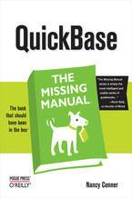 Okładka książki QuickBase: The Missing Manual. The Missing Manual