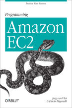 Okładka książki Programming Amazon EC2. Survive your Success