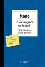 Okładka książki Mono: A Developer's Not