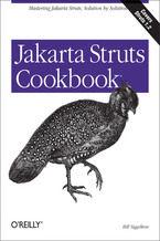 Okładka książki Jakarta Struts Cookbook