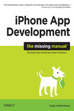 Okładka książki iPhone App Development: The Missing Manual