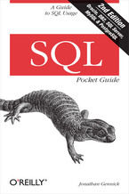 Okładka książki SQL Pocket Guide. 2nd Edition