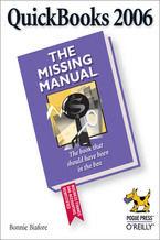 Okładka książki QuickBooks 2006: The Missing Manual