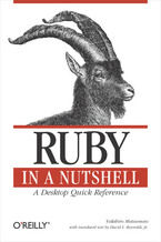Okładka książki Ruby in a Nutshell