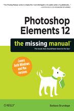 Okładka książki Photoshop Elements 12: The Missing Manual