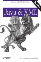 Okładka książki Java and XML. 3rd Edition