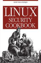 Okładka książki Linux Security Cookbook