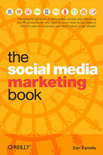 Okładka książki The Social Media Marketing Book