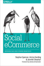 Okładka książki Social eCommerce. Increasing Sales and Extending Brand Reach