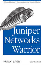 Okładka książki Juniper Networks Warrior. A Guide to the Rise of Juniper Networks Implementations