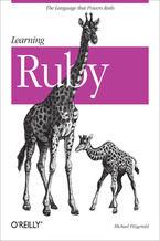 Okładka książki Learning Ruby