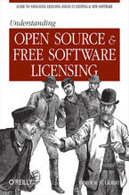 Okładka książki Understanding Open Source and Free Software Licensing