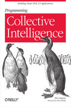 Okładka książki Programming Collective Intelligence. Building Smart Web 2.0 Applications