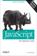 Okładka książki JavaScript: The Definitive Guide. The Definitive Guide. 5th Edition