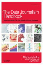 Okładka książki The Data Journalism Handbook