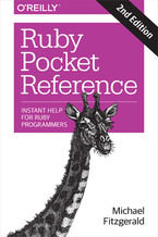 Okładka książki Ruby Pocket Reference. 2nd Edition