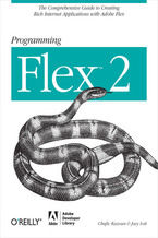 Okładka książki Programming Flex 2. The Comprehensive Guide to Creating Rich Internet Applications with Adobe Flex