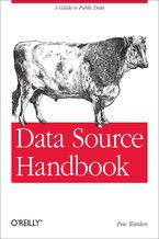 Okładka książki Data Source Handbook. A Guide to Public Data