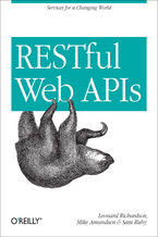 Okładka książki RESTful Web APIs. Services for a Changing World