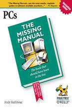 Okładka książki PCs: The Missing Manual