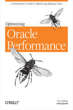 Okładka książki Optimizing Oracle Performance