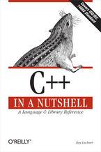 Okładka książki C++ In a Nutshell. A Desktop Quick Reference