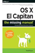 Okładka książki OS X El Capitan: The Missing Manual