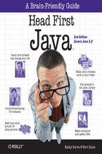 Okładka książki Head First Java. A Brain-Friendly Guide. 2nd Edition