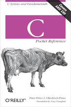 Okładka książki C Pocket Reference. C Syntax and Fundamentals