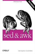 Okładka książki sed & awk. 2nd Edition