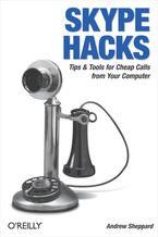Okładka książki Skype Hacks. Tips & Tools for Cheap, Fun, Innovative Phone Service