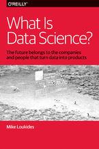 Okładka książki What Is Data Science?